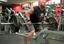 Barbell Rows | Back Workout | Back Exercises | Jason Stallworth | TheMuscleProgram.com