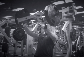 Chest Exercises - Hammer Strength Incline 2