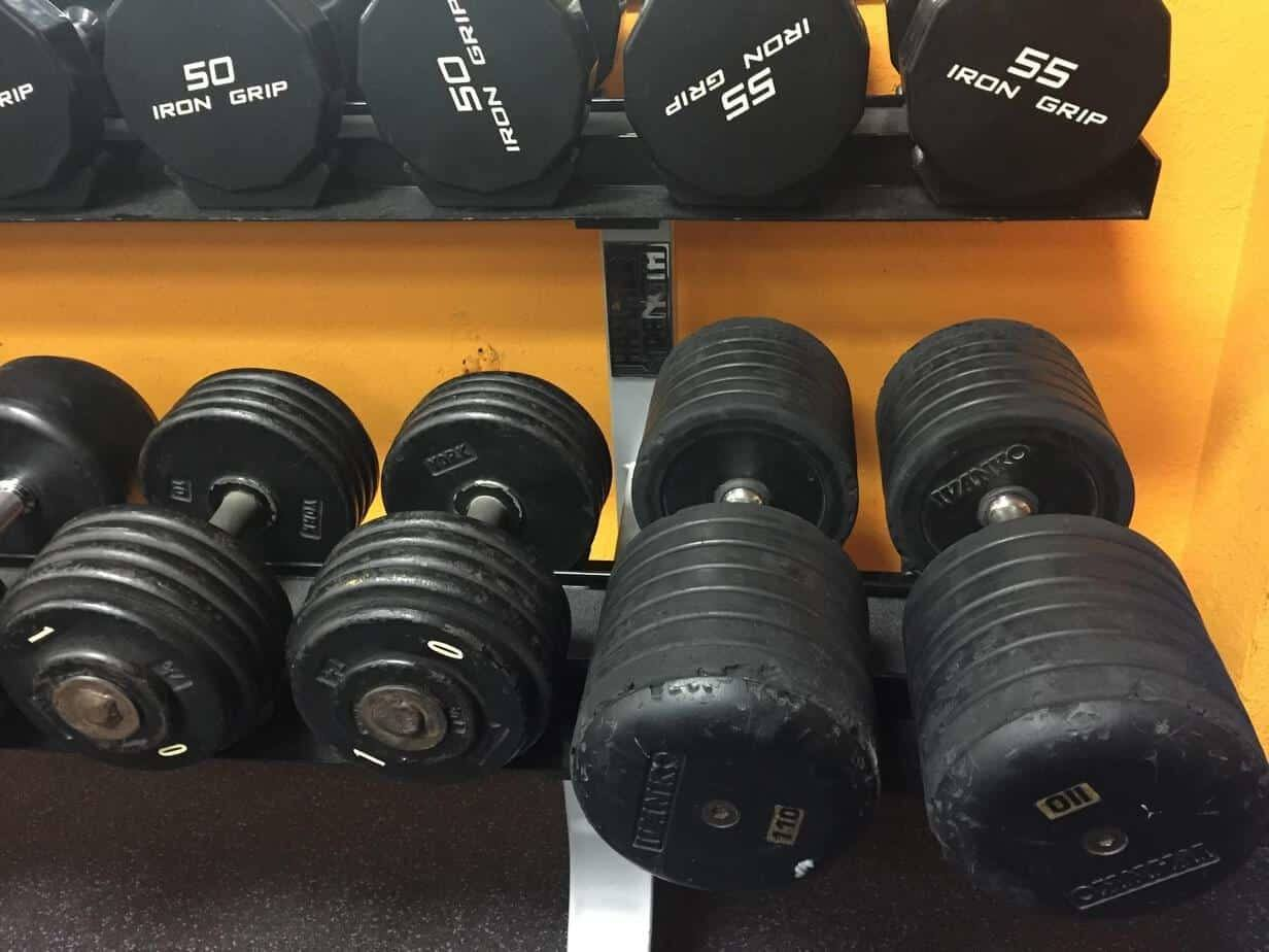 Dumbbells Mass and Strength Workout