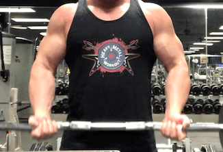 Big Arms Workout cover