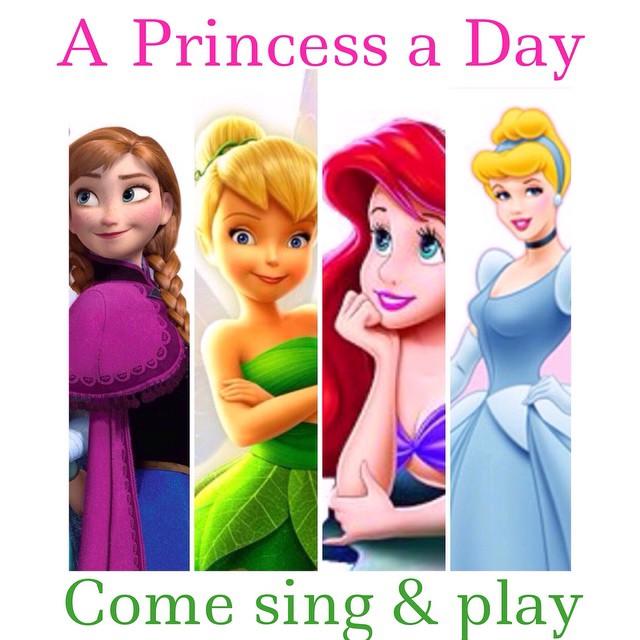 Princess A Day Camp!