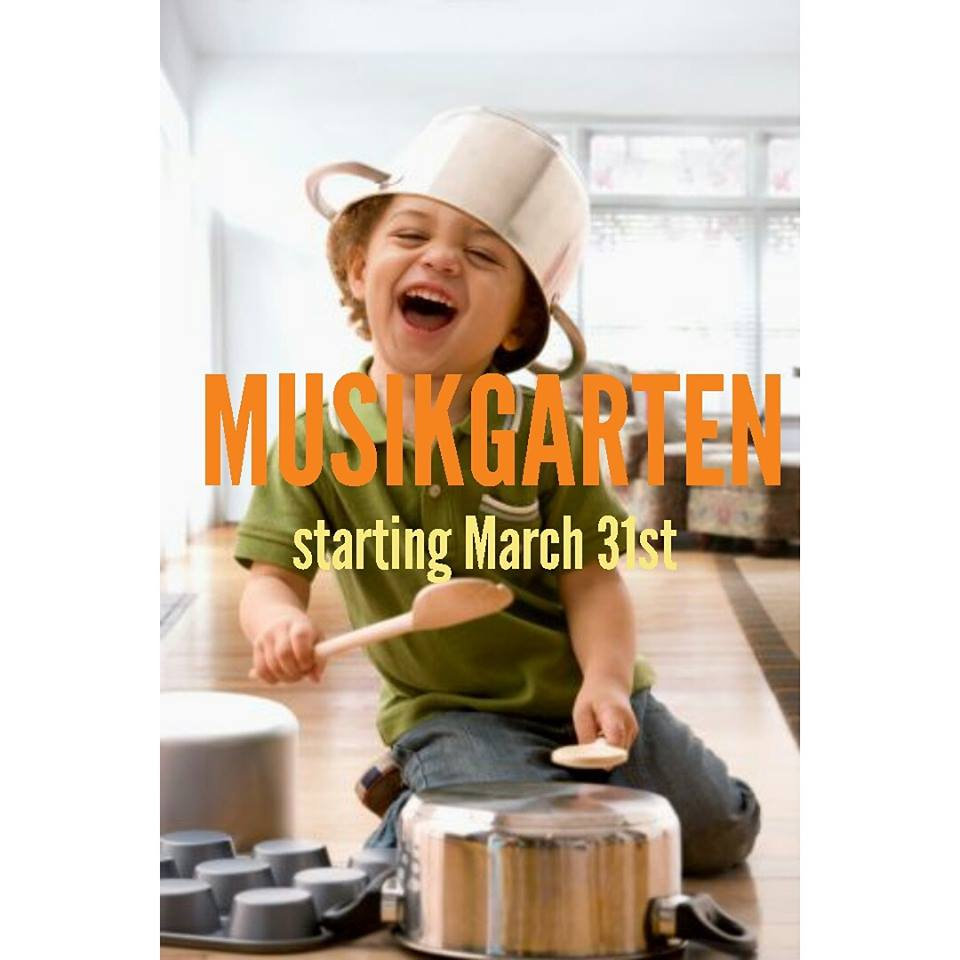 MusikGarten Kids Music & Movement Classes