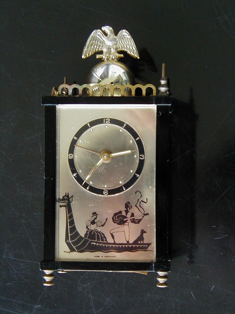 Alarm Clocks Made Switzerland