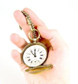 Hand Time Pocketwatch Forever Perpetuity