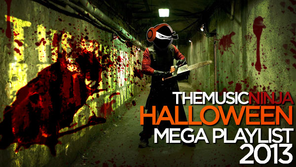 Halloween Music Mega Playlist 2013 [Creeped Out Edition] | The ...