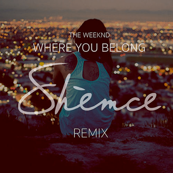 Download The Weeknd Where You Belong Download  Background