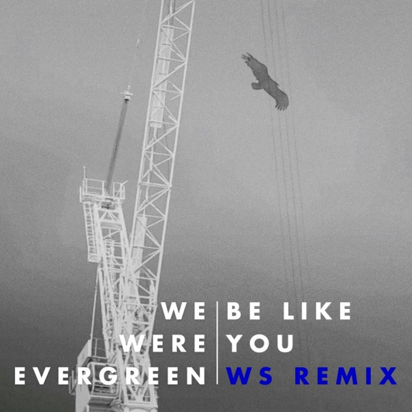We Were Evergreen Be Like You Ws Remix Tmn Premiere The