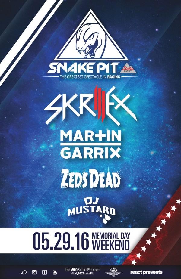 Snake Pit 2016