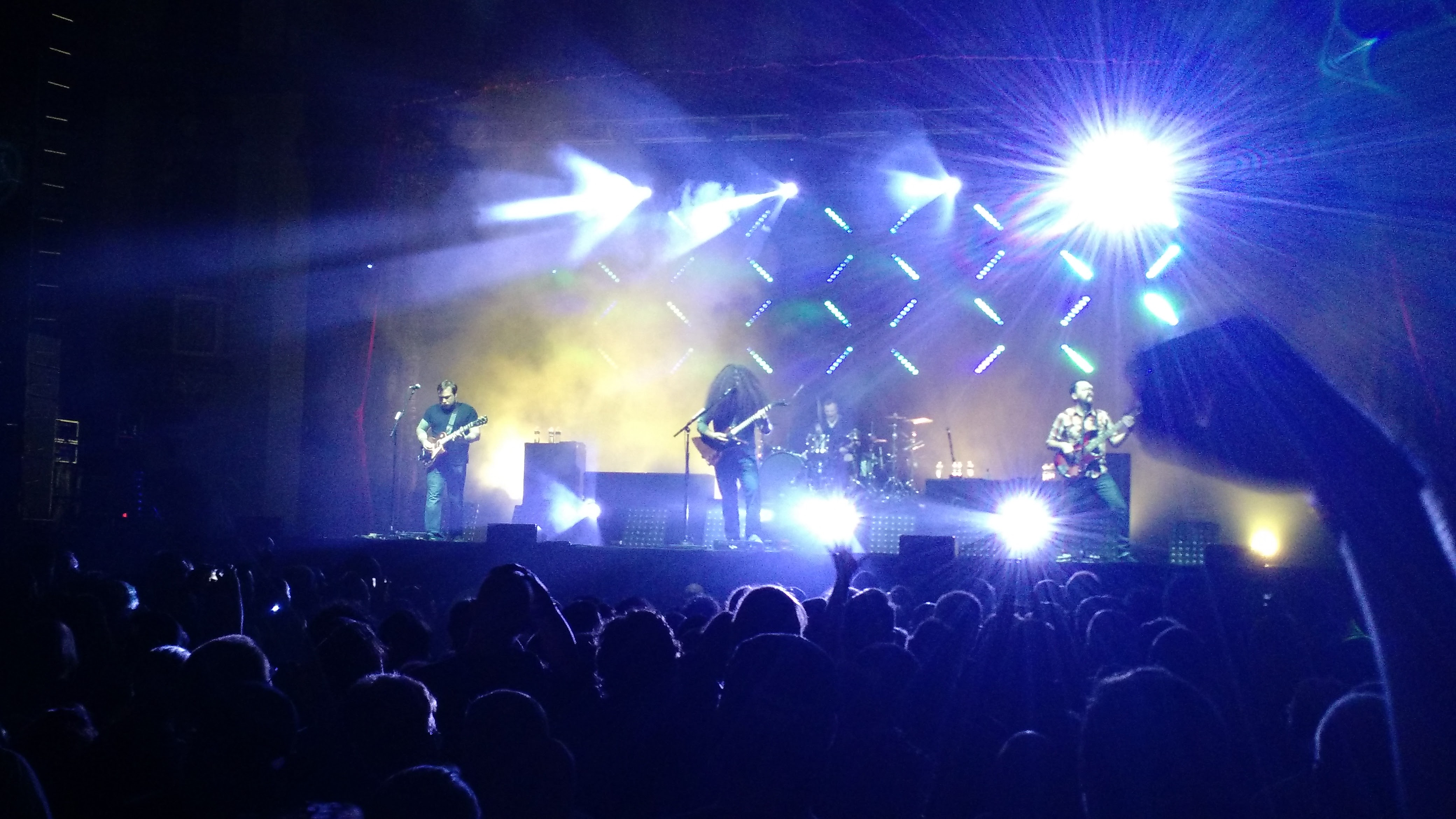 Concert Review: Coheed and Cambria - The Music Pill
