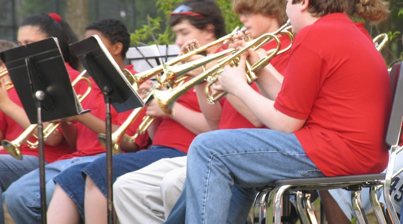 join a music group or band