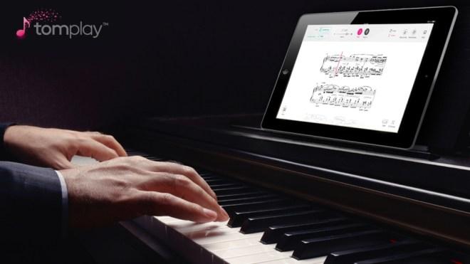 piano Tombooks