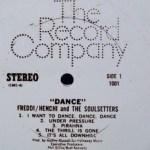 Freddi / Henchi and The Soulsetters – Funky To The Bone