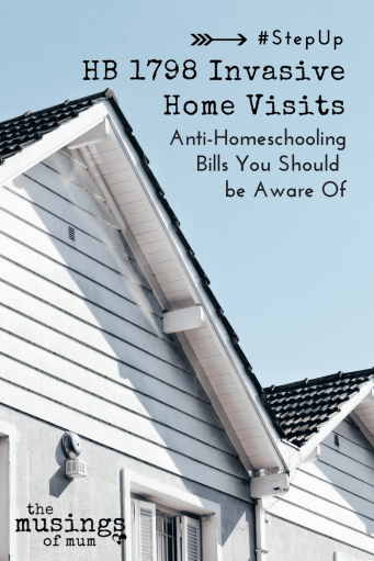 HB 1798 Invasive Home Visits