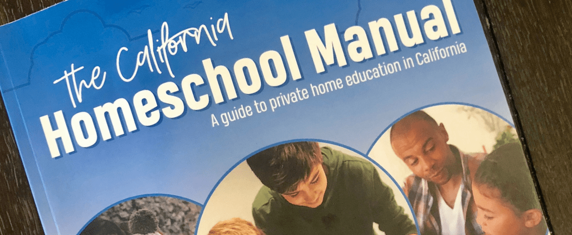 TheCalifornia Homeschool Manual Review