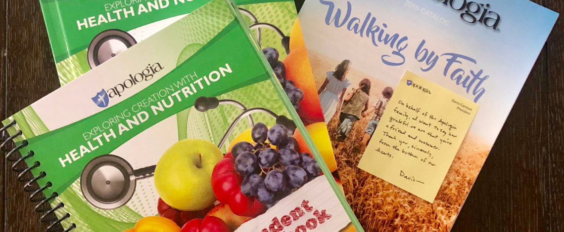 High School Curriculum: Exploring Creation with Health and Nutrition