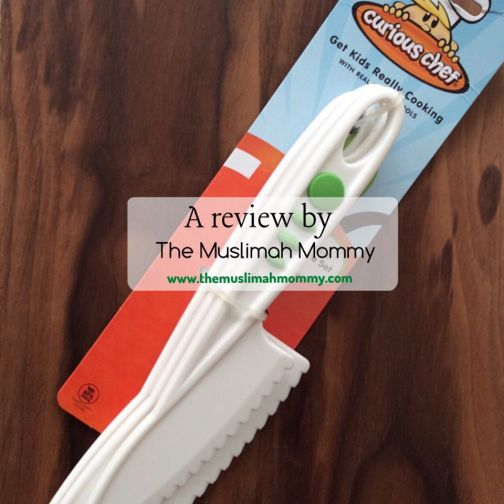 Review of the Curious Chef Knives Set