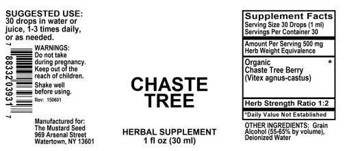 4003931 Chaste Tree Berry Liquid Extract