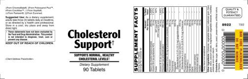Cholesterol Support 90ct 1