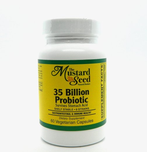 MS 35 Billion probiotic 60