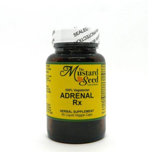 MS Adrenal Vitality 60ct