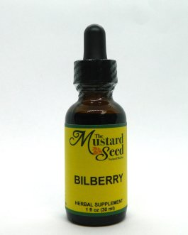 Bilberry Extract Plus