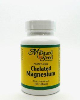 Chelated Magnesium