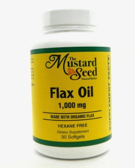 Flax Oil 1,000mg