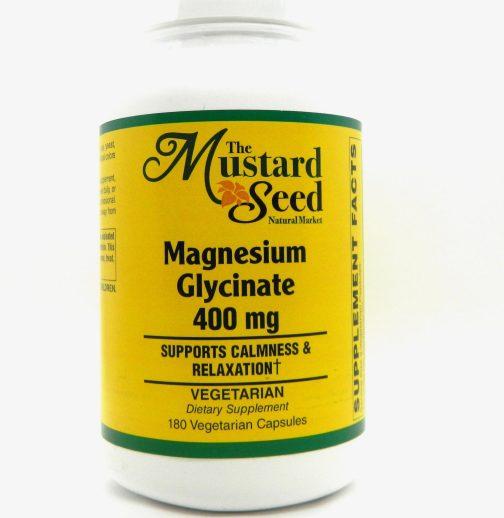 MS Magnesium Glycinate 180