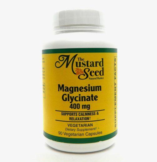 MS Magnesium Glycinate
