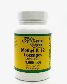 Methyl B-12 3000mcg