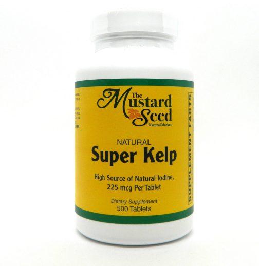 MS Super Kelp Reliance 500ct