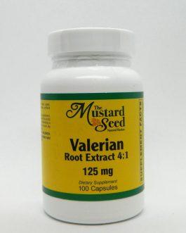 Valerian Root Extract 4:1