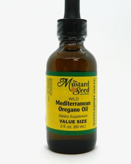 Mediterranean Oregano Oil Liquid