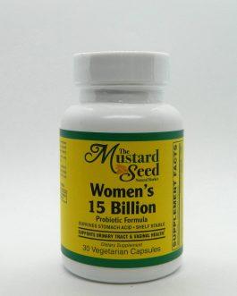 Women's 15 Billion Probiotic