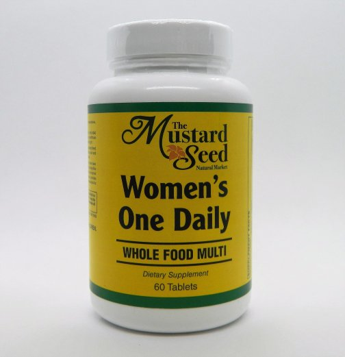 MS womens one daily 60