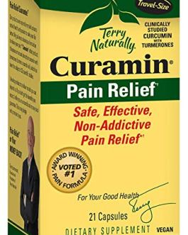 Terry Naturally Curamin Pain Relief