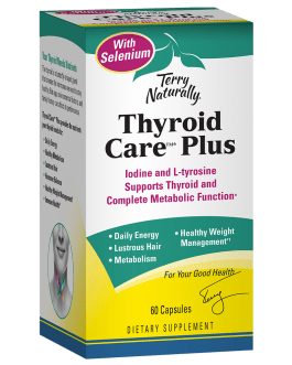 Terry Naturally Thyroid Care Plus