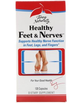 Terry Naturally Healthy Feet and Nerves 120ct