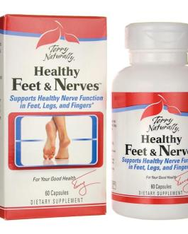 Terry Naturally Healthy Feet and Nerves 60ct