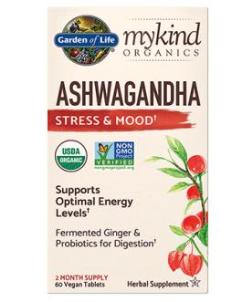 Garden of Life Mykind Ashwagandha