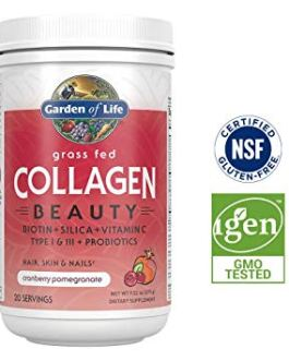 Garden of Life Collagen Beauty (Cranberry Pomegranate)