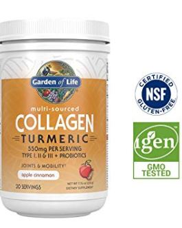 Garden of Life Collagen Turmeric