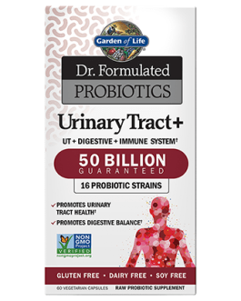 Garden of Life Dr. Formulated Probiotic Urinary Tract+