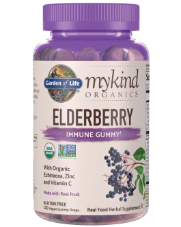 Garden of Life Mykind Elderberry Gummies