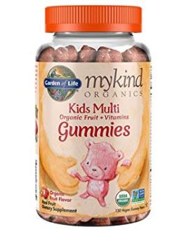Garden of Life Mykind Kid's Multi Gummies (Fruit Flavor)