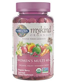 Garden of Life Mykind Womens 40+ Multi Gummies