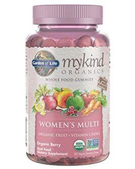 Garden of Life Mykind Organics Women's Multi Gummies