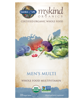 Garden of Life Mykind Men's Multi