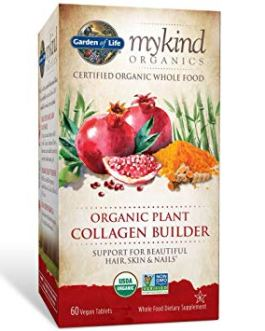 Garden of Life Mykind Plant Collagen Builder