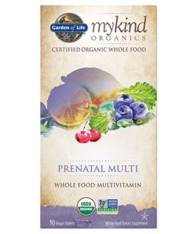 Garden of Life Mykind Prenatal Multi